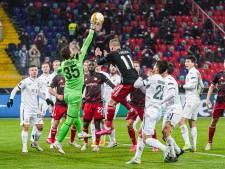 CSKA Moskou bestraft voor wangedrag fans in duel met Feyenoord