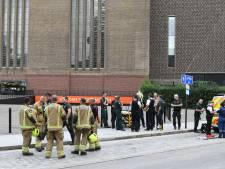 """L'enfant poussé du Tate Modern a été opéré: """"Il se bat de toutes ses forces"""""""