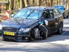 Bestuurders gewond bij botsing tussen Uddel en Hoog Soeren