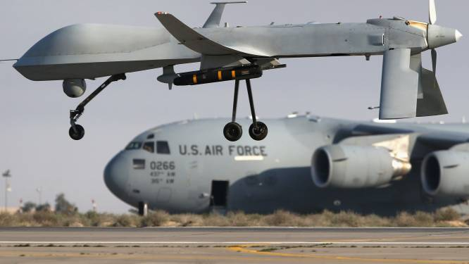 """""""Zeven Irakese raketten richten zich op Amerikaanse basis"""""""