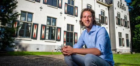 Caspar (25) woont zijn hele leven op een gigantisch landgoed, maar stelt het nu ter beschikking aan ouderen met dementie