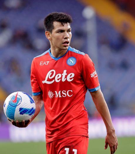 Voetbal Kort | Napoli na vijfde zege al tien punten voor op Juventus