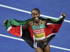Zware dopingstraf voor Bahreinse atlete Jepkosgei