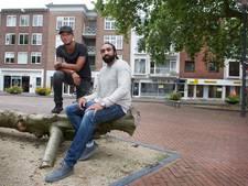 Gele Rijdersplein en Looierstraat in Arnhem weer in trek