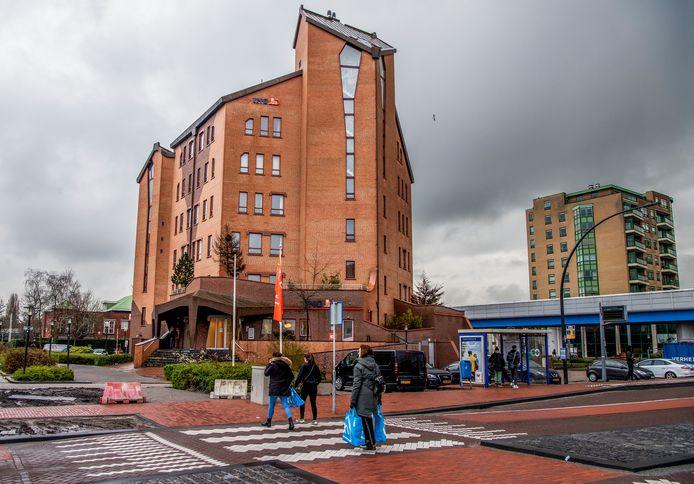 Er liggen plannen om het veelbesproken ING-gebouw in het centrum van Capelle te slopen en te vervangen voor hoogbouw.
