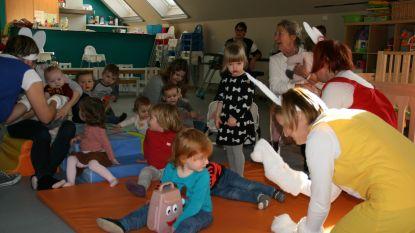 Kinderbegeleiders, DVC Heilig Hart en Centrum Inclusive kinderopvang werken samen