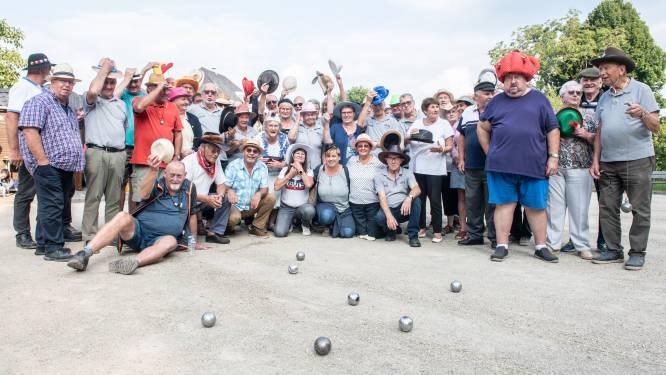Okra Nederename zet hoedje op voor kermispetanque