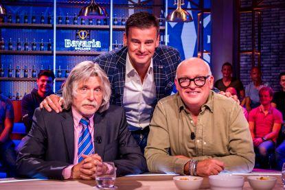 """Einde verhaal voor immens populaire voetbaltalkshow na heftige ruzie tussen vaste trio Derksen, Genee en Van der Gijp? """"Het escaleerde volledig"""""""