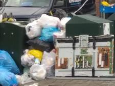 Afval 'huizenhoog' op Geerkade Etten-Leur: 'Werkelijk schandalig'