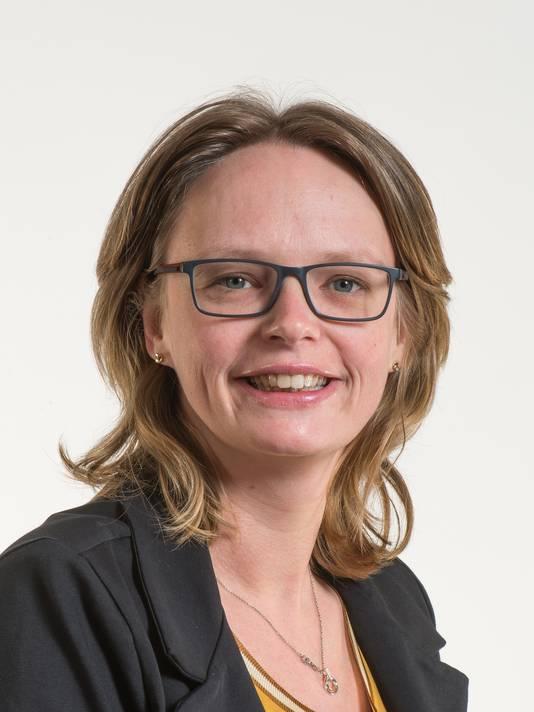 Louise van der Heijden (Heusden Transparant).