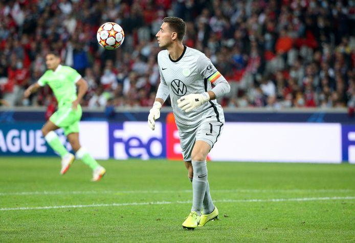 Un but encaissé et de premières plumes lâchées en Bundesliga pour Koen Casteels et Wolfsburg.
