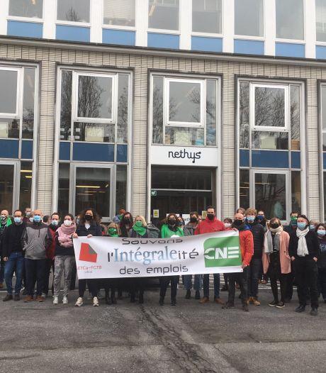 Les travailleurs d'Intégrale favorable à mouvement de grève de 24 heures