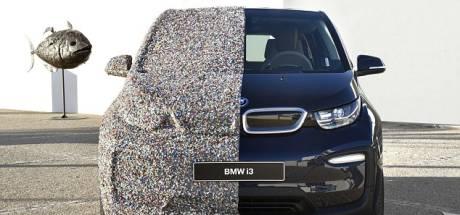 BMW gaat gerecycled oceaanplastic gebruiken in eigen auto's