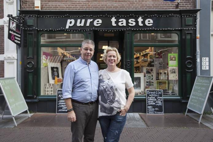Anne Boerkoel en Eric Willemsen laten hun goedlopende delicatessenzaak in Zutphen achter zich en vestigen zich in Frankrijk.