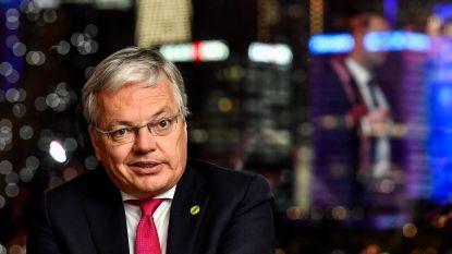Na meer dan 20 jaar in federale regering: Reynders  draagt bevoegdheden over aan Geens en Goffin