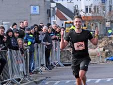 Floris Willeboordse uit Middelburg doet voorin mee bij Dam tot Damloop