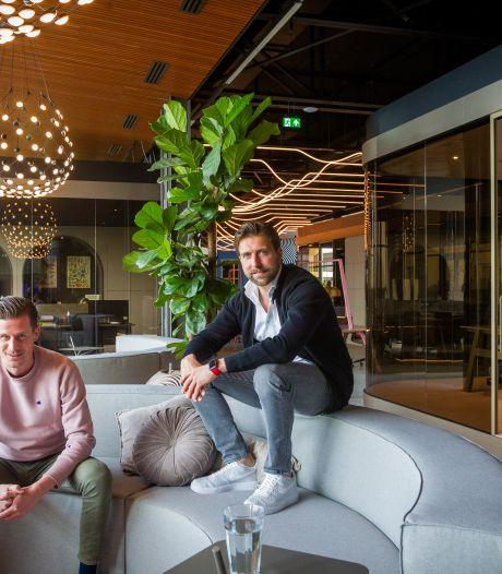 Werk en vrije tijd komen samen in MELT op Strijp-T in Eindhoven: 'Sst, ik probeer te slapen'