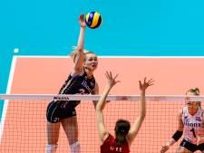 Volleybalster Annick Meijers klaar voor de verhuizing naar Italië
