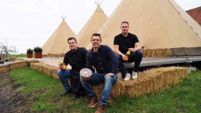 """Initiatiefnemers van winterbar Hay laten de moed niet zakken: """"We tonen wat we kunnen met takeaway"""""""