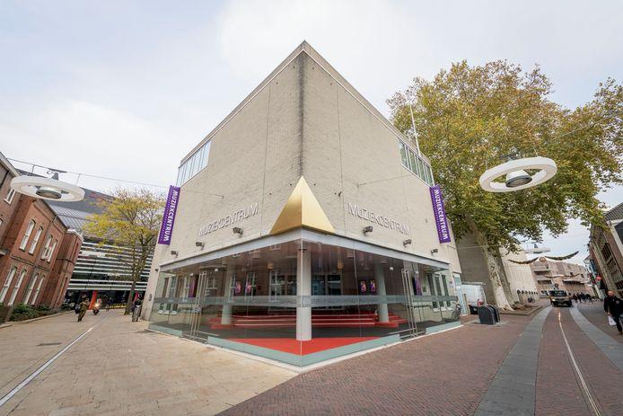 Het Muziekcentrum in Enschede