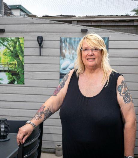 Diana hield ernstige brandwonden over aan het verwijderen van haar tatoeage: nu is er een meldpunt