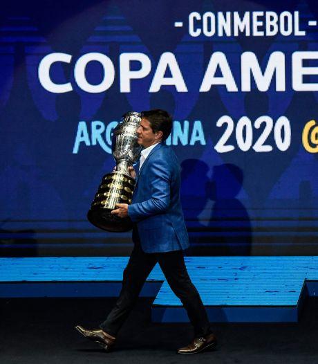 Opvallend: Copa América verplaatst naar door corona geteisterd Brazilië