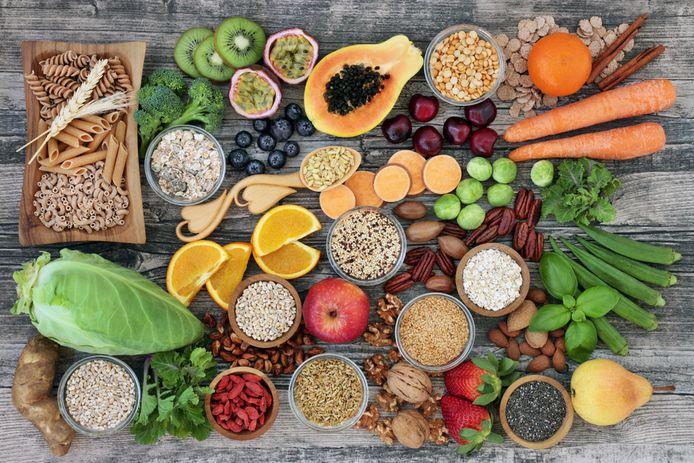 Vezelrijk eten is goed voor je, volgens het Voedingscentrum.