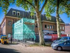 In dit oude bankgebouw in hartje Zutphen komen volgend jaar mensen met dementie te wonen