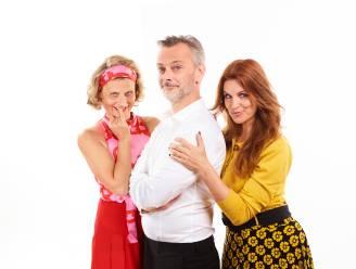 Voormalige tv-presentatoren verenigen hun krachten in theaterkomedie 'Taxi Taxi!'