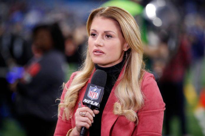 Jane Slater is een ervaren verslaggeefster in American Football.