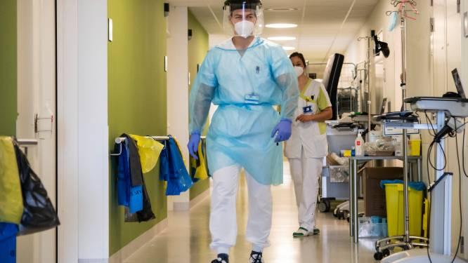 Covid-afdeling AZ Sint-Blasius stroomt leeg: nog amper patiënten