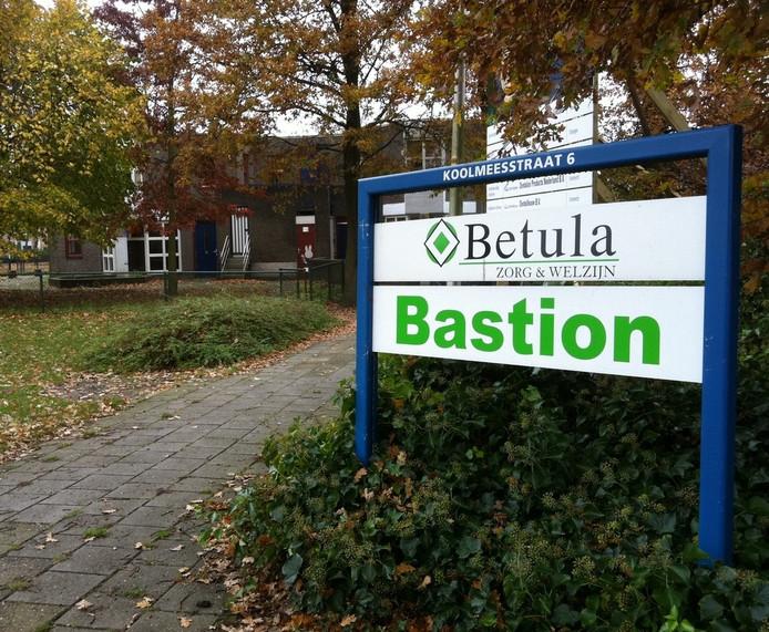 Het doek valt voor Het Bastion in Neede. Foto Jelle Boesveld