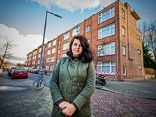 Bewoner Landmanstraat: 'Ik wil niet terug naar huis'