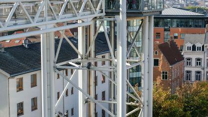 Renovatie voor versleten liften van Poelaertplein naar Marollen