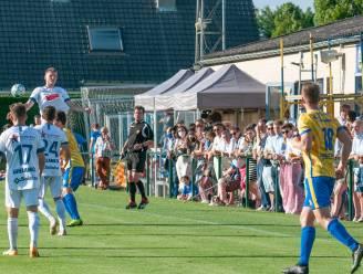 IN BEELD: de vriendschappelijke match KSC Dikkelvenne - AA Gent