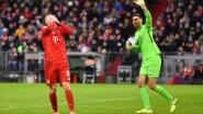 Casteels redt op geweldige wijze schot van Coutinho, maar moet zich in slotfase toch twee keer omdraaien