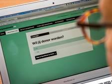 Nederlanders spreken zich massaal uit over donorschap
