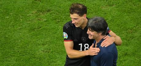 Duitse media spreken na ontsnapping 'Mannschaft' van 'dramatische EK-avond': 'Wild, verward, wankel'