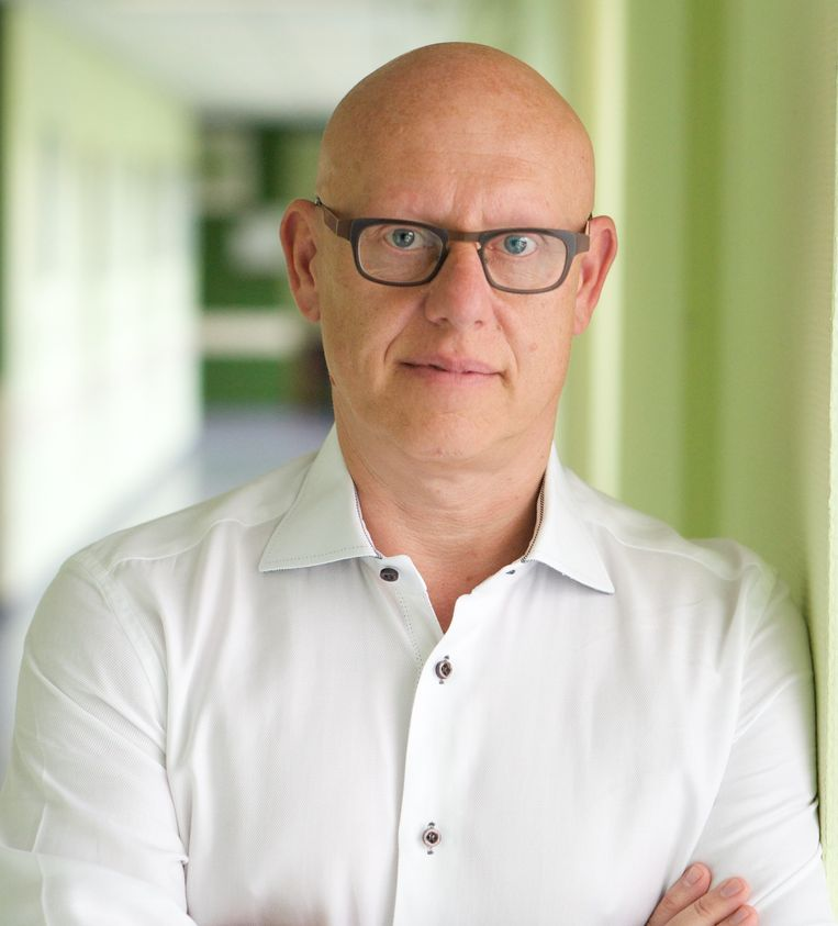 Johan Vijgen is als elektrofysioloog gespecialiseerd in hartritmestoornissen. Beeld RV
