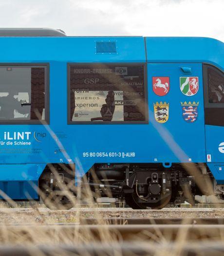 Le premier train à hydrogène du monde lancé en Allemagne