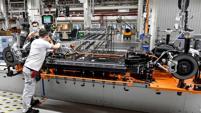 """Audi Brussels: """"Nog tot juli problemen met aanvoer microchips"""""""