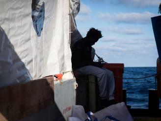 """Duitse reddingsschepen met migranten mogen """"beschutting zoeken"""" in Maltese wateren"""