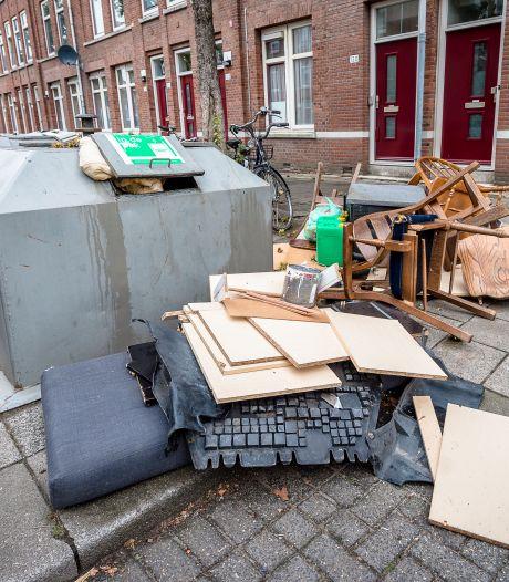 In de strijd tegen volle containers en troep op straat gaat Rotterdam ook op zondag vuilnis ophalen