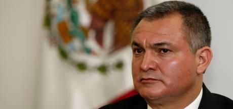 Oud-veiligheidsminister Mexico opgepakt, zou omgekocht zijn door drugsbende 'El Chapo'