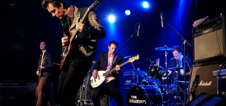 Amerikaanse band The Brandos sluit zondag van Ribs & Blues af