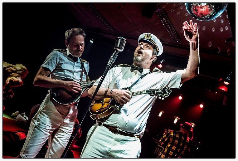 'Swing' Beeld rv/Tom Van Ghent