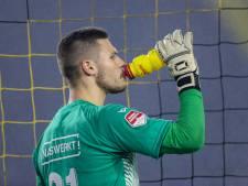 Geen Alblas tegen Helmond Sport, Schuurman weer onder de lat bij NEC