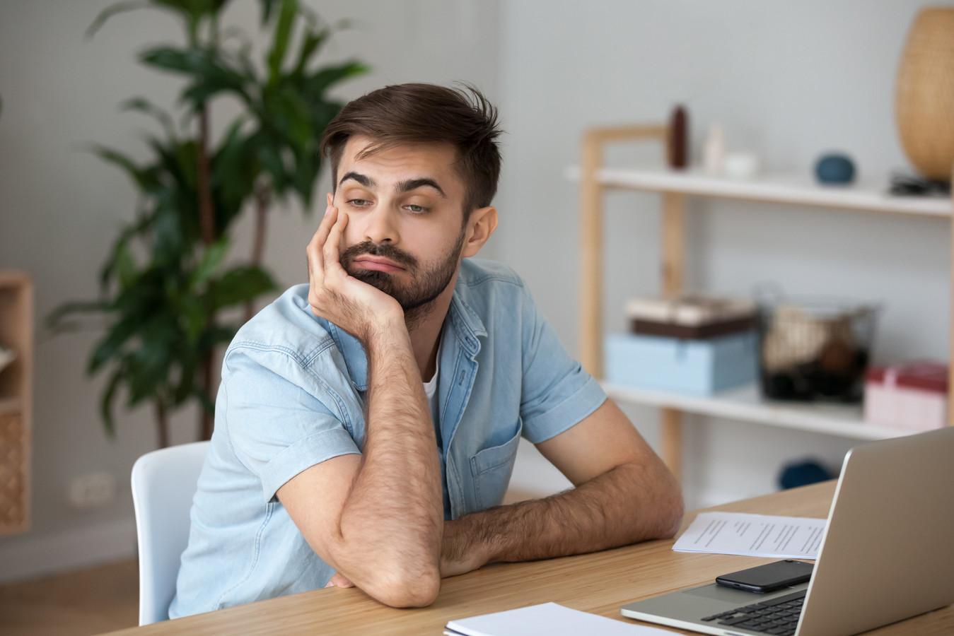 Foto ter illustratie. In Nederland is 38 procent van de banen een bullshitbaan en dat werkt demotiverend, zegt psycholoog Thijs Launspach.