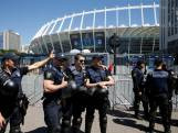 Bomalarm in finalestad Kiev ingetrokken