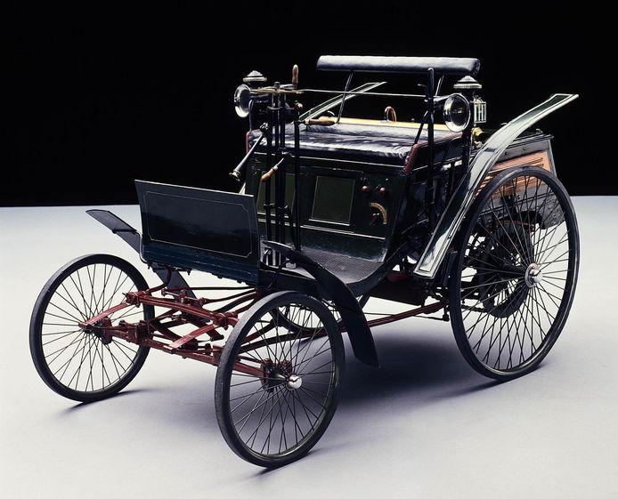 Het Benz-Motorpaard.